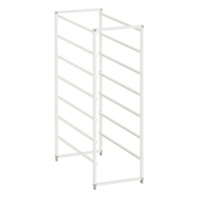 Elfa Drawer Frame 25 Series 7 Runner White