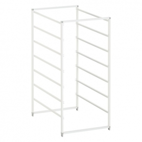 Elfa Drawer Frame Narrow 7 Runner White
