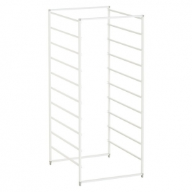 Elfa Drawer Frame Medium 10 Runner White