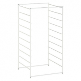 Elfa Drawer Frame Wide 10 Runner White