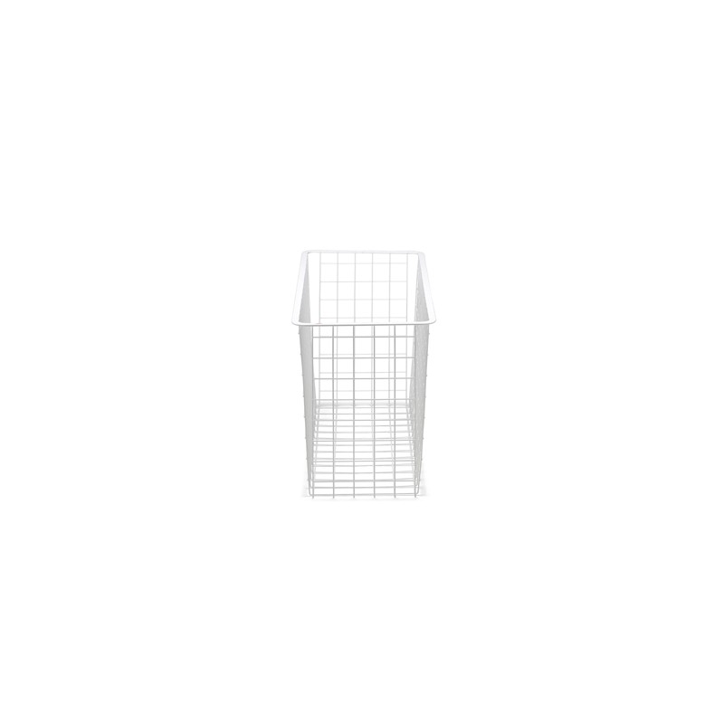 Elfa Wire Drawer X-Narrow 3 Runner White