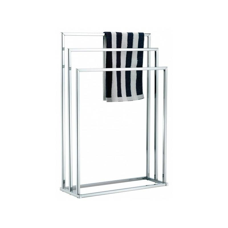Towel Stand 3 Tier Chrome