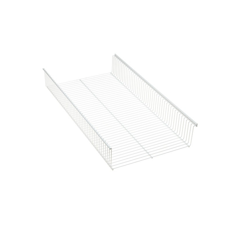 Elfa Shelf Basket 60x33 White