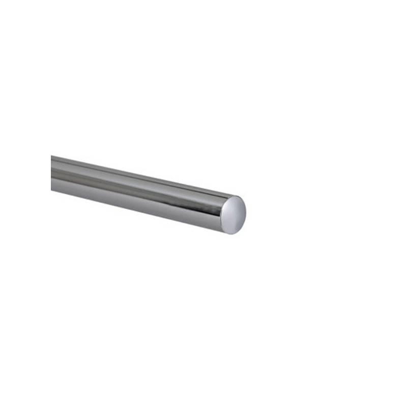 Elfa Closet Rod Chrome 60.5CM