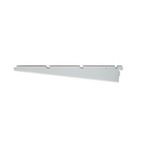 Elfa Ventilated Shelf Bracket 42cm Platinum