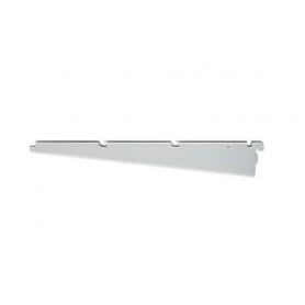 Elfa Ventilated Shelf Bracket Platinum 42cm