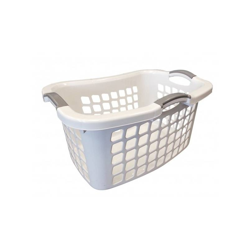 Taurus Laundry Basket White