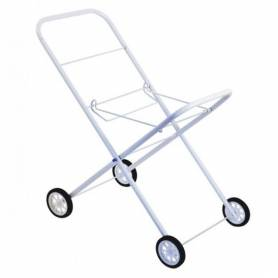 Laundry Trundler 4 Wheels