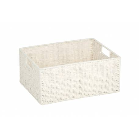Pastiche Robe Basket White