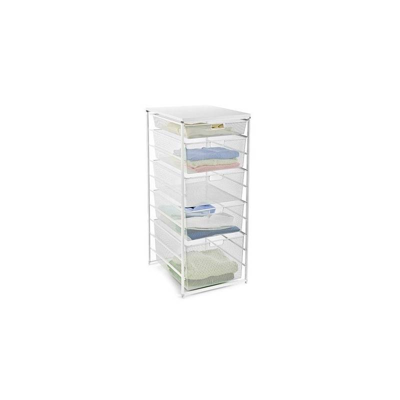 elfa mesh white storage sized box set drawers and runner drawer organizations from medium cabinet solution