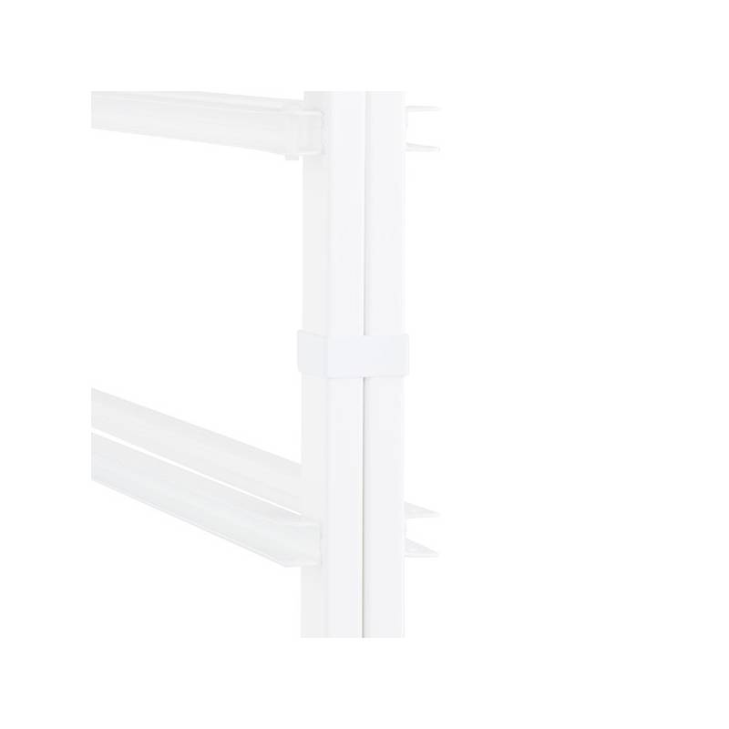 Elfa Drawer Frame Clamp White