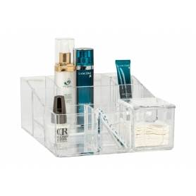 Acrylic Square Cosmetic Organiser