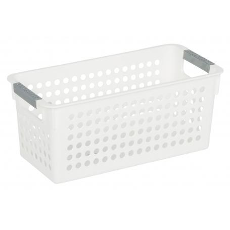 White Basket 29x13x25