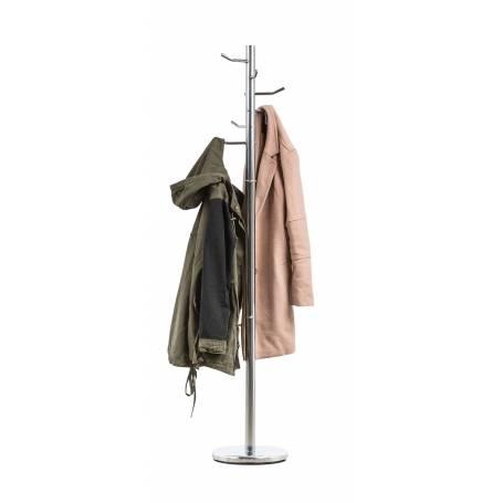 Chrome Coat Stand