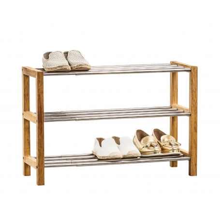 Expanding 3 Tier Shoe Rack