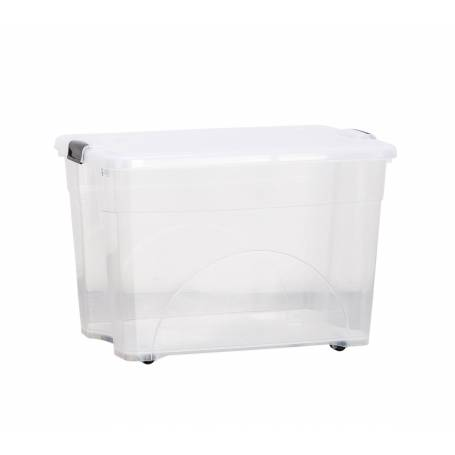Rolling Box 42L with Lid