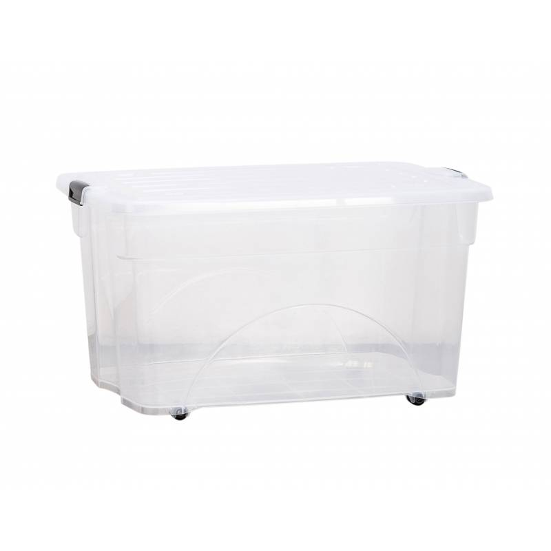 Rolling Box 60L with Lid