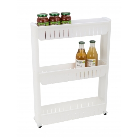 White Shelf 3 Tier