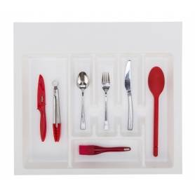 Cutlery Insert 540x490mm White