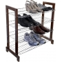 Shoe Rack 4 Shelf