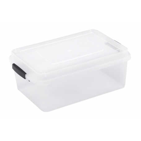 Box 8lt with Clip Lid