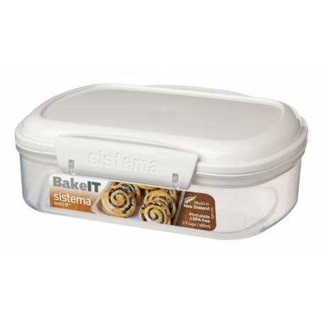 Sistema Bakery 685ml Food Storer