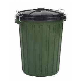 Rubbish Bin with Lid 45L