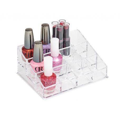 Nail Polish Organiser 12 Compartment