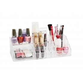 Glam Acrylic Cosmetic Organiser Deluxe