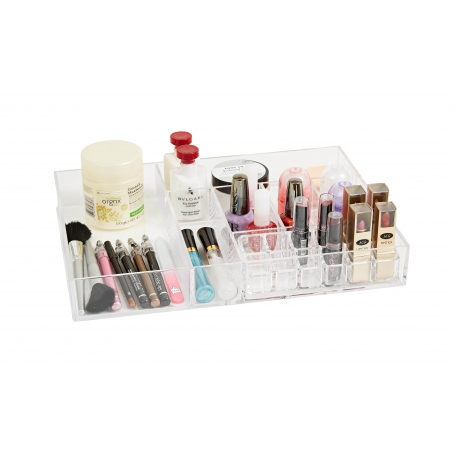 Glam Acrylic Organiser 7 Compartment