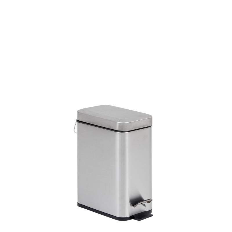 Pedal Bin Rectangular 5 L Soft Close