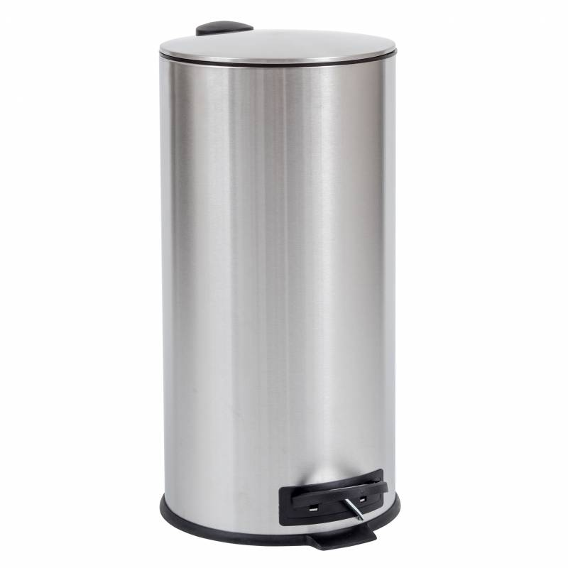 Pedal Bin Round 30L Soft Close