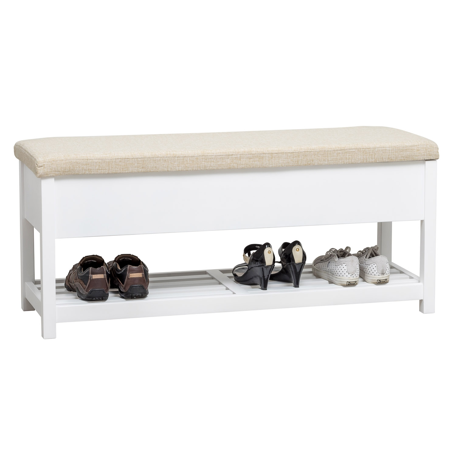 Bench Seat With Storage From Storage Box
