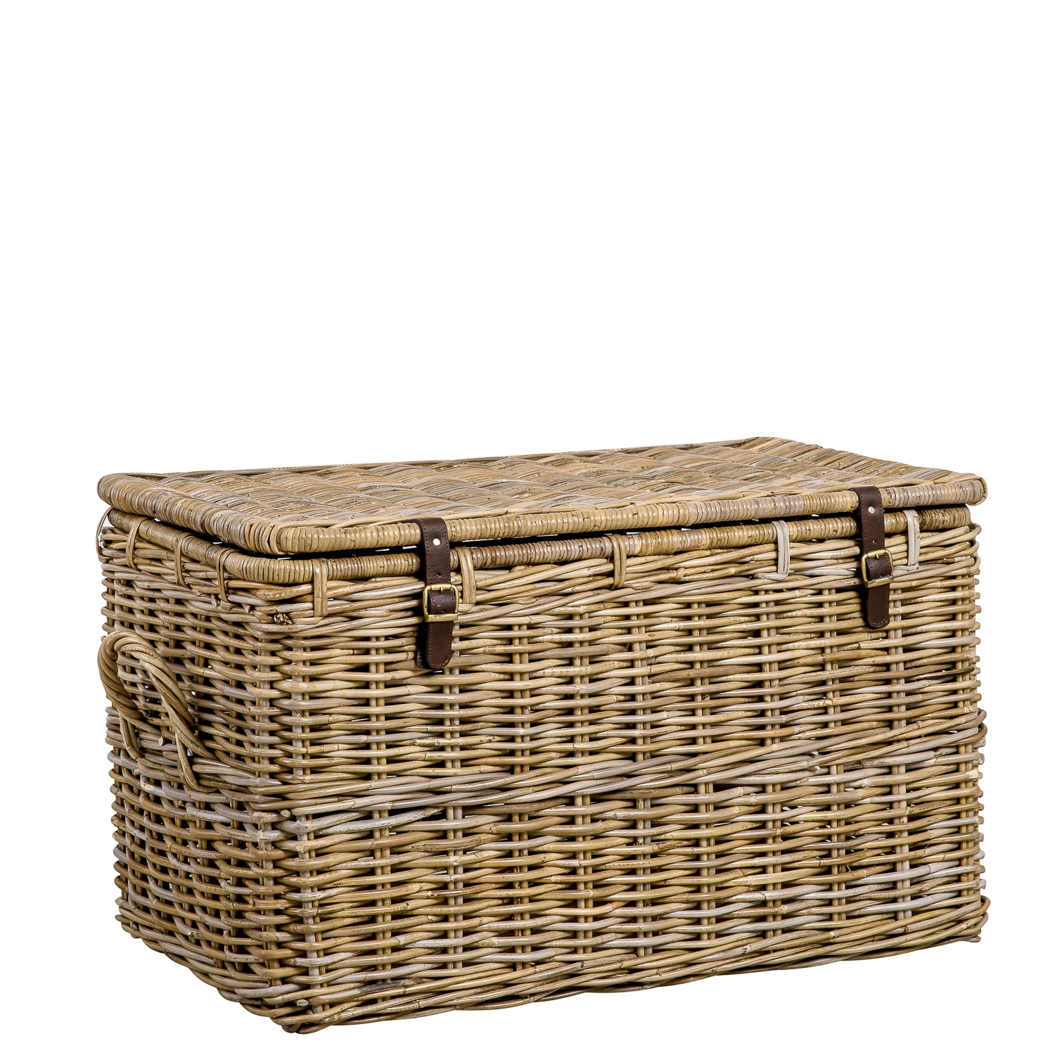 Rattan Trunk Large From Storage Box