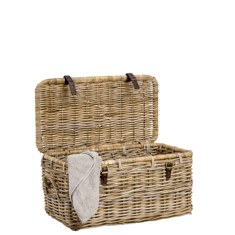 Rattan Trunk Small From Storage Box