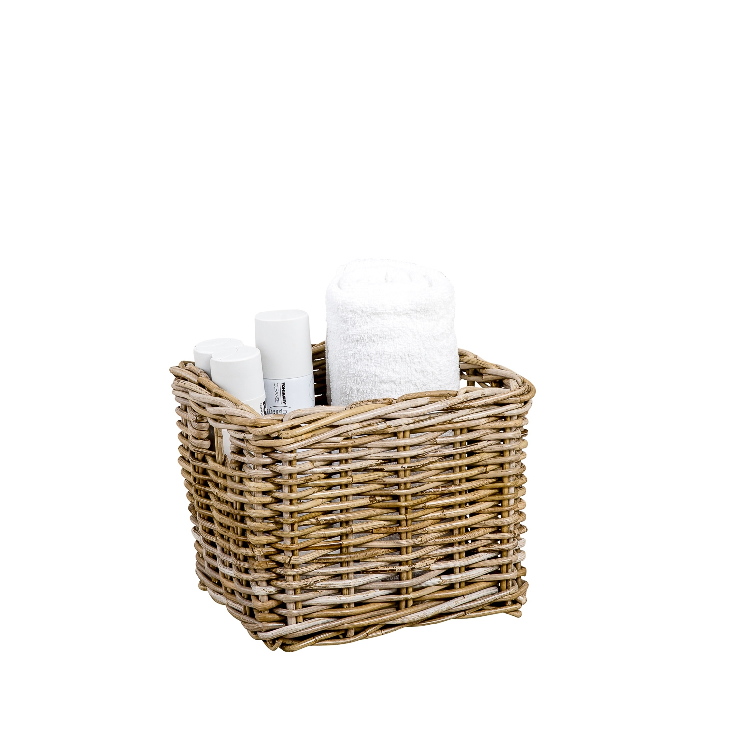 Rattan Basket Small From Storage Box