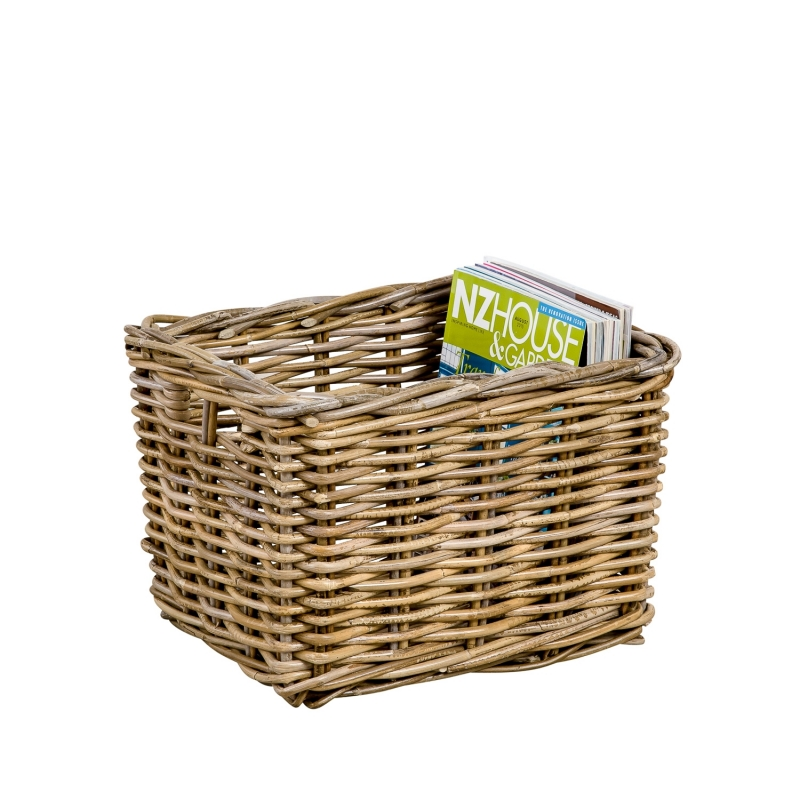 Rattan Basket Medium