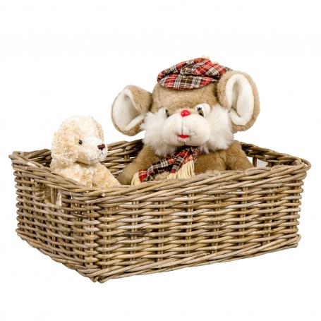 Rattan Basket Large