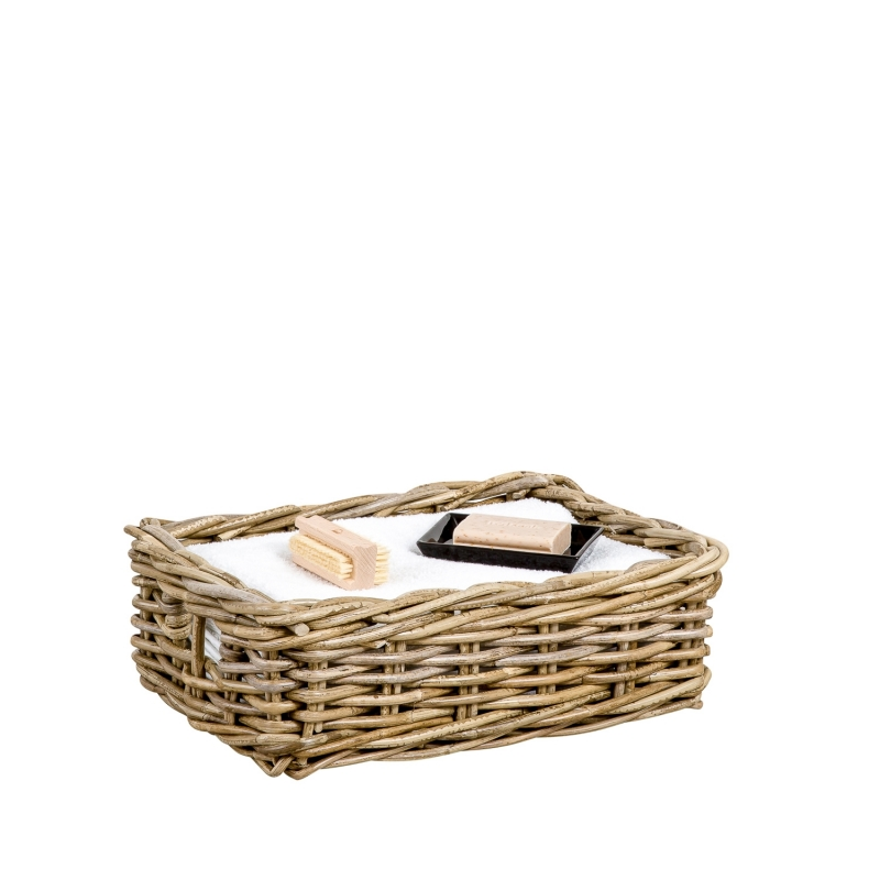 Rattan Basket Small