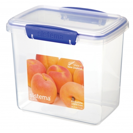 Sistema Klip It 1.9L Food Storer