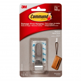 Command Metal Hook Medium