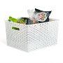 Rattan Style Basket Xtra Large