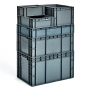 Commercial Crate Grey