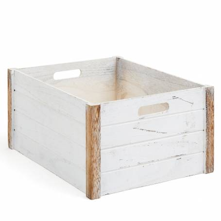 Crate Wooden Storage X Large