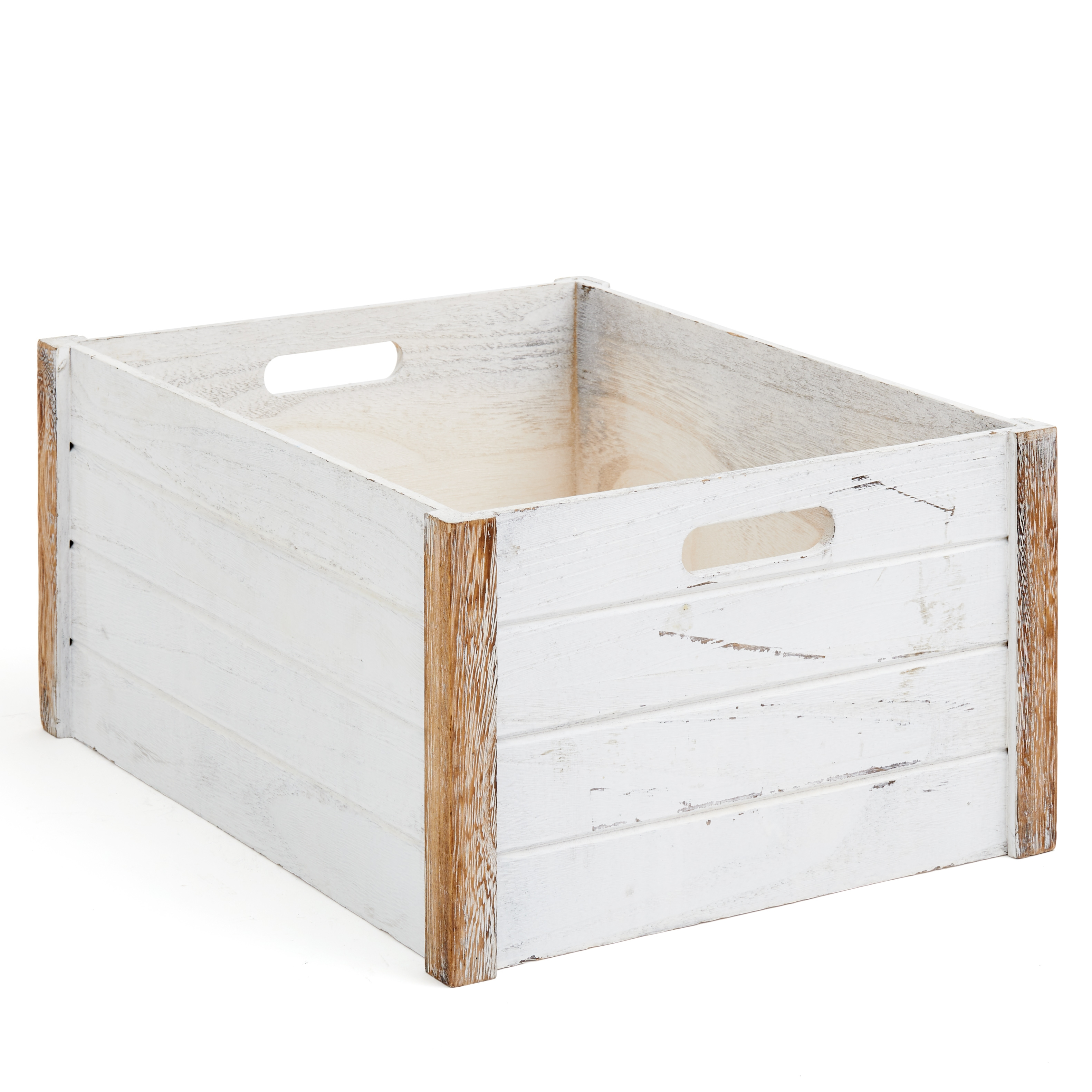 Crate Wooden Storage X Large From Storage Box