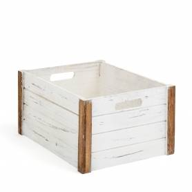 Crate Wooden Storage Medium