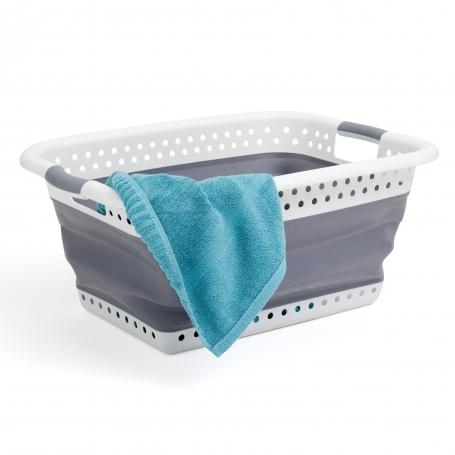 Pop-Up Laundry Basket
