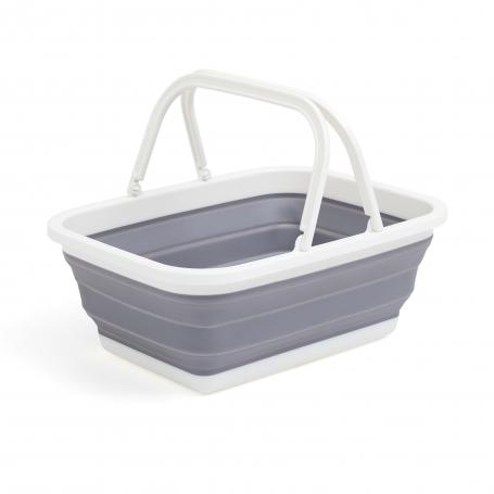 Collapse-A Shopping Basket