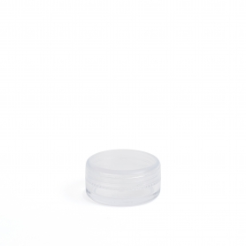 Clear Cosmetic Pot 15gm