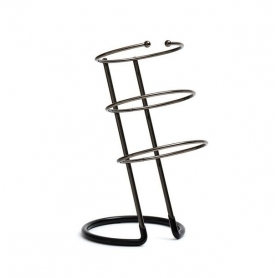 Hair Dryer Holder Black Onyx